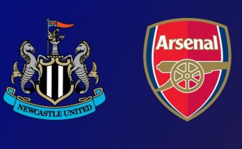 Arsenal Line-up vs Newcastle