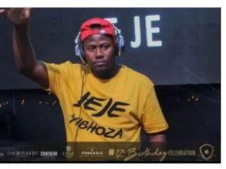 DJ Jeje – Jesus Mp3 Download