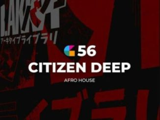 Citizen Deep Geego Mix 56