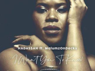 Hadassah ft. Malumz on Decks
