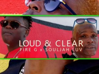Souljah Luv & Fire G
