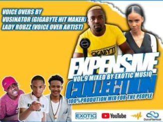DOWNLOAD MP3 Unlimited Soul & Exotic Musiq – Expensive Collection Vol. 9