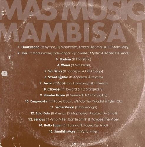 Mas Musiq – Mambisa 2